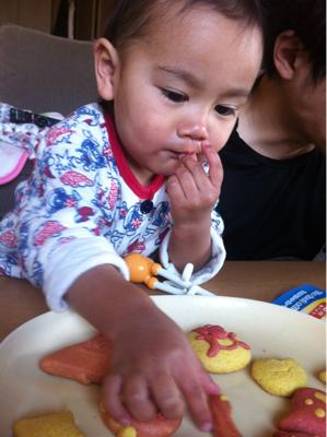 食べられる粘土。