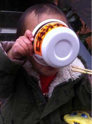子どもワークショップ@慶應 日吉にて。