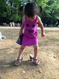 ダイ先生のアートレッスン@代々木公園